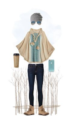 Simplicity by alzbeta-zlochova on Polyvore featuring polyvore, fashion, style, Calypso St. Barth, Frame Denim, Barts, Ray-Ban and Kate Spade