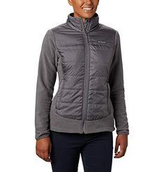 Columbia Women's Basin Butte Fleece Full Zip, Breathable, Classic Fit Columbia Vest Jacket, Hooded Jacket, Bomber Jacket, Plus Size Vests, Outdoor Apparel, Columbia Sportswear, Body Heat, Basin