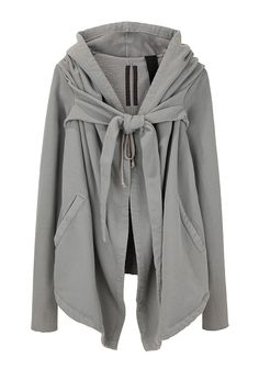 Hooded wrap