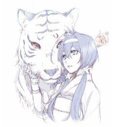 Atsushi x Kyouka