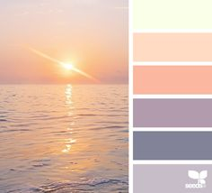 Color Set via @designseeds