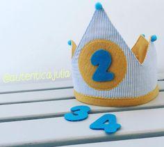 Corona de cumpleaños... 💙12€