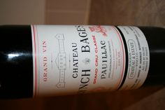 Chateau Lynch Bages - French chateau of Irish ancestry