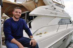 Real Estate Guru Craig Feigin Celebrates Making Millions in renting Live-Aboard Yachts