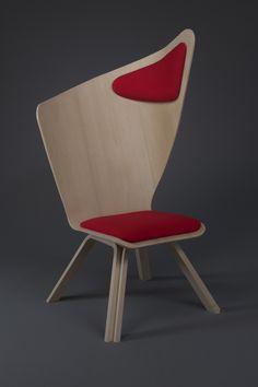 Cadeira Bravo / Matte Nyberg