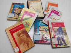 Beautiful old books (Roald Dahl)