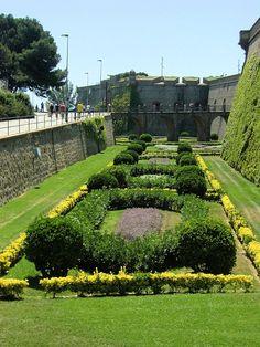 Jardines de Montjuic
