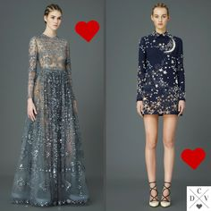 My favorite ones from Valentino! #PreFall2015
