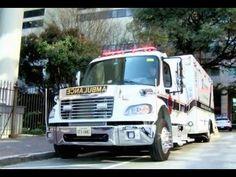 Virtual Tour of Critical Care Ambulance, Unit 51 - YouTube