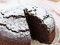 Torta all'acqua al cioccolato ricetta | Ho Voglia di Dolce