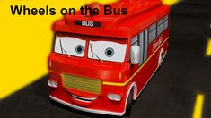 Muffin Songs - Wheels On The Bus | nursery rhymes & children songs with ...