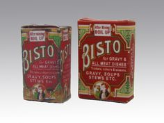 Bisto Packs by My Tiny World. www.mytinyworld.co.uk.