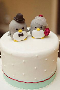 Para o bolo...