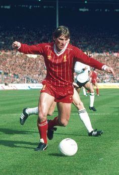 Kenny Dalglish Liverpool 1983