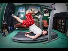 Have a drink and watch. These are so funny. Treadmill Fail Compilation 2012 || ABC - YouTube