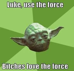 Wise words from Yoda #starwars