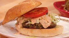 Jose's Chimichurri Burgers #whatsfordinner #burgers