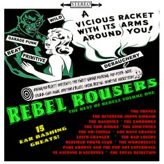 Various – Rebel Rousers (The Best Of Rebels Volume One) Surf, Garage Rock, Alternative Psychedelic Music Album Compilation Label: Raving Pop Blast! Records – RAVE 20201C Series: The Best Of Rebels – Volume One Format: CD, Compilation Country: UK Released: 17 Apr 2020 Genre: Rock Style: Surf, Garage Rock, Alternative Rock, Psychedelic Rock, Indie Rock Tracklist 1 –The No-Things And Then She Was Gone 2 –The #Alternative #Beat #Garage #GaragePunk #GarageRock #Indie #Psychedelic