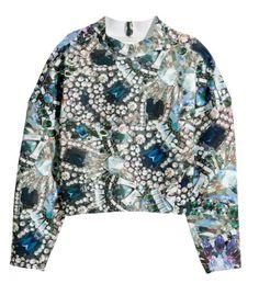 jeweled long sleeve