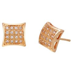 Find More Stud Earrings Information about Rose Gold Plated Earrings Square Stud Simulated Diamond Jewelry Earring for Women Crystal Wedding Decoration Woman Ulove R401,High Quality earrings fish,China earring teardrop Suppliers, Cheap earrings articles from D&C Fashion Jewelry Buy to Get a Free Gift on Aliexpress.com