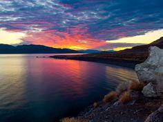 Sunset isolation...Cecil Whitt