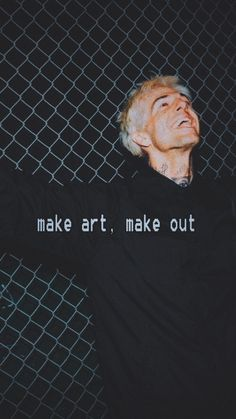 The 2 things i want to do most. Jesse Rutherford, The Neighbourhood, Niels Schneider, Daddy Issues, Jesse James, Aesthetic Grunge, A Blessing, Make Art, Aesthetic Wallpapers