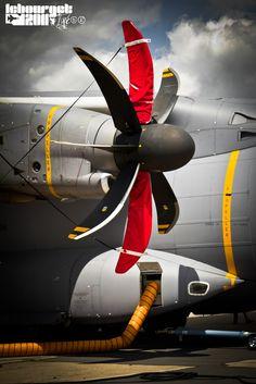 A400M composite propellors