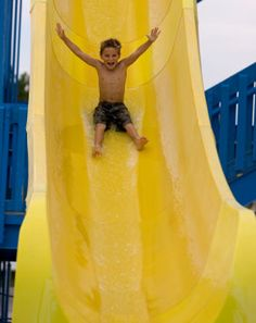 Heading outdoors this Summer? Here's a list of the best water parks to escape, have fun & cool down!