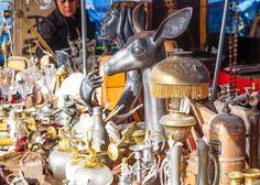 巴黎真正便宜的跳蚤市場 - 蒙特勒伊市場