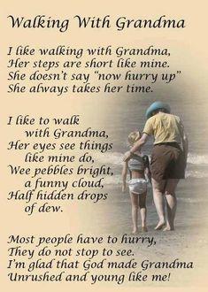 Dedicated to all #grandmas.