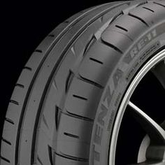 Bridgestone RE11. When the weather is warm, this is the best summer performance street tire that money can buy right now. The 3D tread lets you know that it's something special.