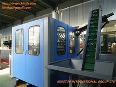 CM-A4 full automatic blow molding machine, 4 cavities, for PET bottle up to 2L, about 3800bph
