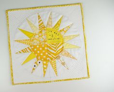 super cute NY Beauty baby quilt by Amy at During Quiet Time