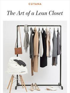 Simplify Your Closet - Cuyana