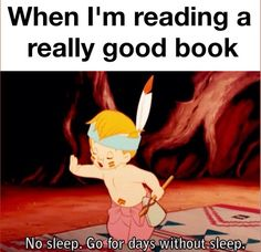 This was so me when I was reading Legend, prodigy, champion, all 10 percy jackson books, all 4 maze runner books, the divergent trilogy, the hunger games trilogy. I'm just getting started...