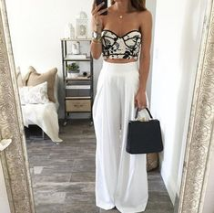 Trending 150 Outfits to Try This Summer - Wachabuy Summer Fashion Dope Outfits, Fashion Outfits, Womens Fashion, Fashion Trends, Miami Outfits, Cancun Outfits, Cruise Outfits, Vacation Outfits, Fashion 2018