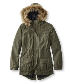 JUST BOUGHT!!! L.L. Bean East End Explorer Parka