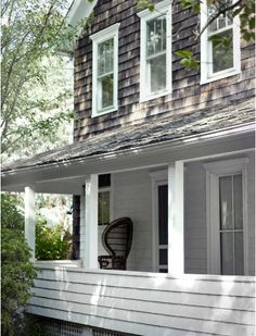 love old simple country homes with wonderful porches