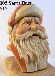 Santa Carvings — many nice Santa faces on this site – Schnitzerei Whittling Projects, Whittling Wood, Wood Projects, Chip Carving, Tree Carving, Noel Christmas, Father Christmas, Christmas Ideas, Santa Face