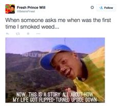 And on beginnings: | 24 Things Everyone Who Smokes Weed Will Understand