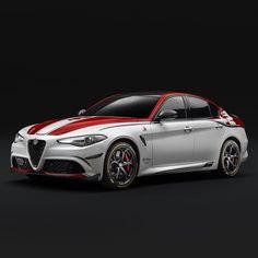 Classic Car News Pics And Videos From Around The World Alfa Cars, Alfa Romeo Cars, Classic Sports Cars, Classic Cars, Alfa Romeo Quadrifoglio, Alfa Romeo Gtv 2000, Silver Car, Alfa Romeo Giulia, Best Muscle Cars