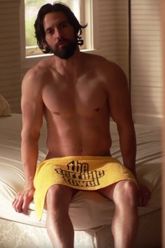 Pin for Later: OK, So, We Can't Stop Looking at Milo Ventimiglia's Butt
