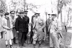 Atatürk ve Alman mimar Gross