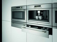 Lisa Mende Design: Built In Coffee Makers...Just Gotta Have It?