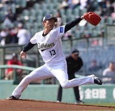 オリ山岡 新球に手応え「打者が見えていない感じ」― スポニチ Sponichi Annex 野球