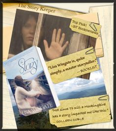 Thanks Fox Tale Books for Facebooking this-- Have you read The Story Keeper by Lisa Wingate Reader's Circle? Fox Ellen and I highly recommend!! - KFox #books #read #inspirationalfiction #women'sfiction