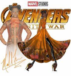 Marvel Costumes Reimagined As Elegant Evening Dresses Ms Marvel, Marvel Avengers, Marvel Comics, Captain Marvel, Captain America, Silver Surfer, Spider Man Alex Ross, Infinity War, Marvel Inspired Outfits