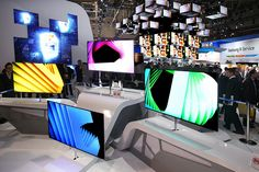 [CES 2012] Samsung Electronics Unveiled Super OLED TV by samsungtomorrow, via Flickr