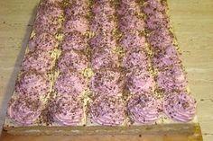 Novozámocké rezy, recepty, Zákusky   Tortyodmamy.sk Czech Recipes, Dessert Recipes, Pineapple, Desert Recipes, Pastries Recipes