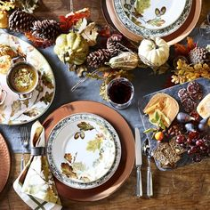 Acorn Dinner Plates, Set of 4 | Williams-Sonoma
